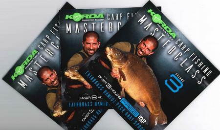 Carp Fishing Masterclass DVD Vol 3