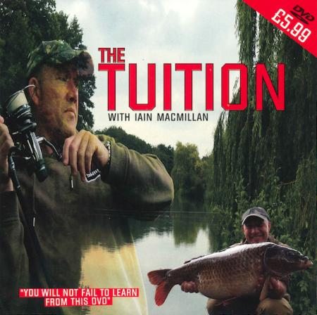 The Tuition with Iain Macmillan DVD