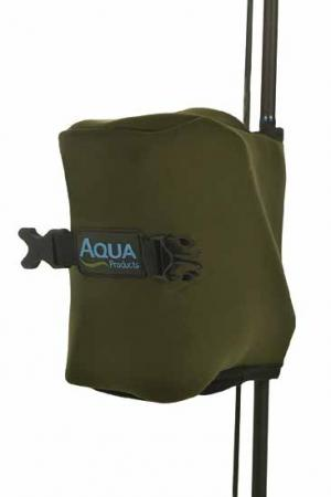 Aqua Neoprene Reel Jacket Large