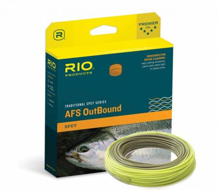 RIO InTouch Scandi OutBound Floating Fly Lines