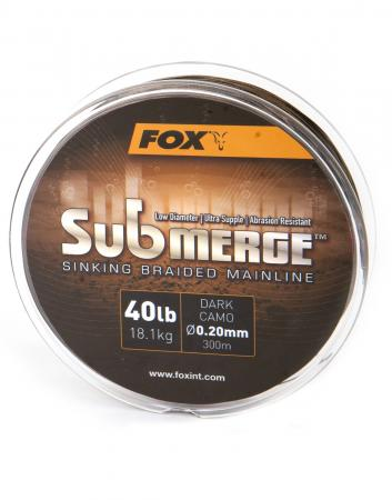 Fox Submerge Sinking Braided Main Line