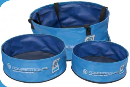 Preston Innovations Competition Pro Groundbait Bowls