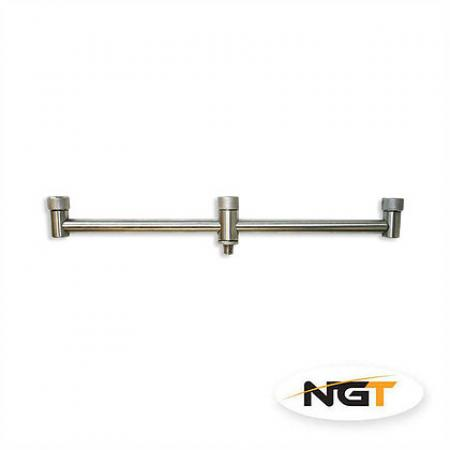 Stainless Steel 3 Rod Buzz Bar (30cm)