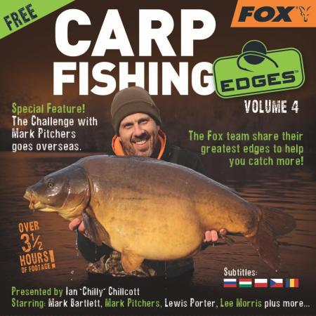 Fox Carp Fishing Edges DVD Volume 4