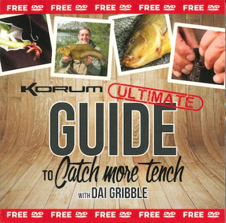 Korum ULTIMATE Guide To Catch More Tench DVD