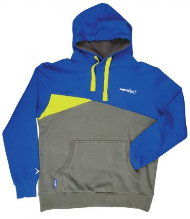 Matrix Blue/Grey Hoodies