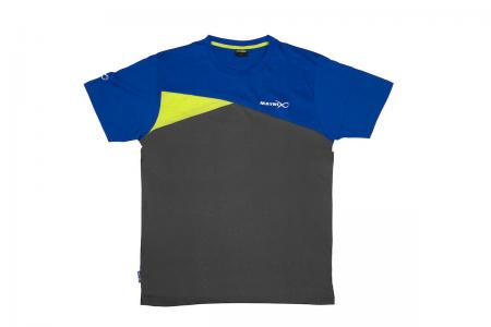 Matrix Blue/Grey T-Shirts