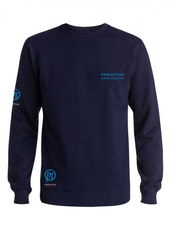 Preston Innovations Navy Blue Sweat Shirt