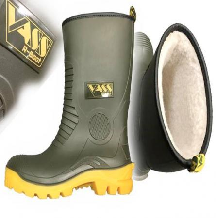 Vass Fur Lined Boot