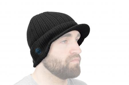Preston Innovations Peaked Beanie Hat (2017)