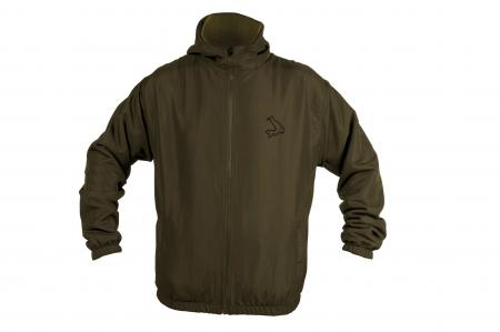 Avid Carp Reversible Hooded Fleece Jacket