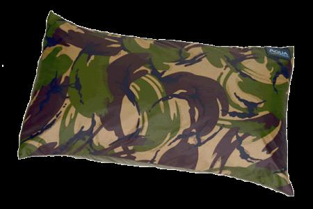 Aqua Atexx Camo Pillow Cover