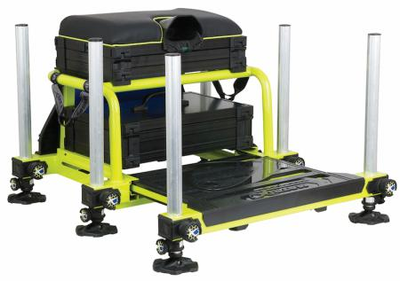 Matrix S36  Superbox Lime Green Edition