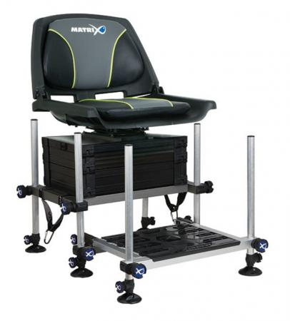 Matrix F25 System Seatbox & Swivel Seat Combo