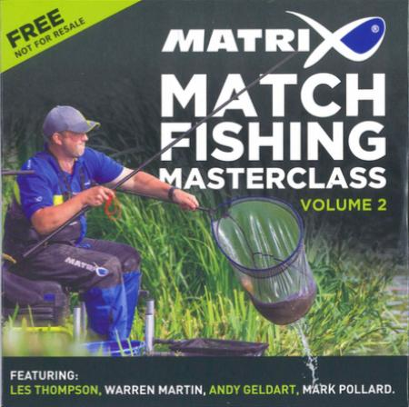 Matrix Match Fishing Masterclass Volume 2 DVD