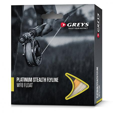 Greys Platinum Stealth Floating Fly Lines