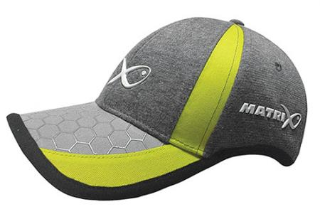 Matrix Surefit Cap Grey/Lime