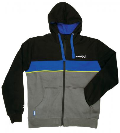 Matrix Fleece Lined Hoody
