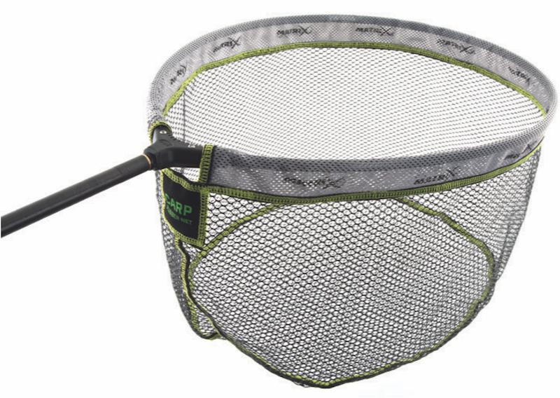 Matrix carp rubber landing nets ted carter for Rubber fishing nets