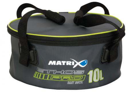 Matrix Ethos Pro Bait Bowls with Lids and Handles