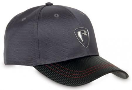 Fox Rage Grey/Carbon Peak Baseball Cap