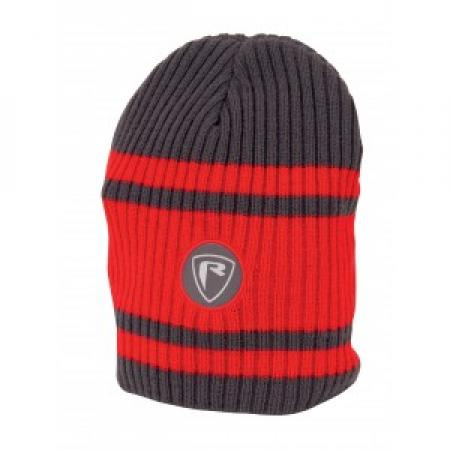 Fox Rage Red/Grey Beanie