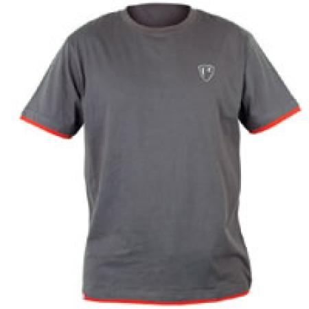 Fox Rage Red/Grey Shield Shirt