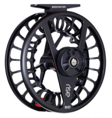 Redington Rise III #5/6 Reel Black