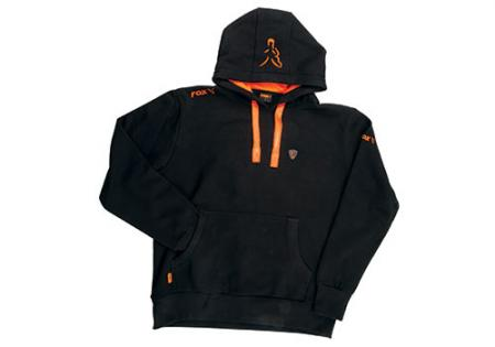 Fox Black / Orange Hoody