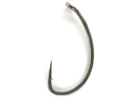 Fox Edges Curve Shank Medium Hooks