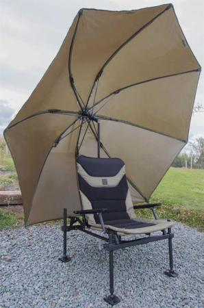 Korum 50 Graphite Brolly
