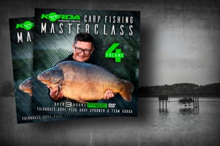Korda Carp Fishing Masterclass DVD Vol 4