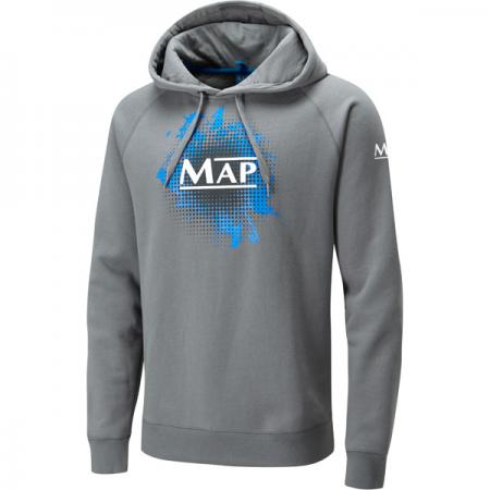 MAP Splash Hoody Grey