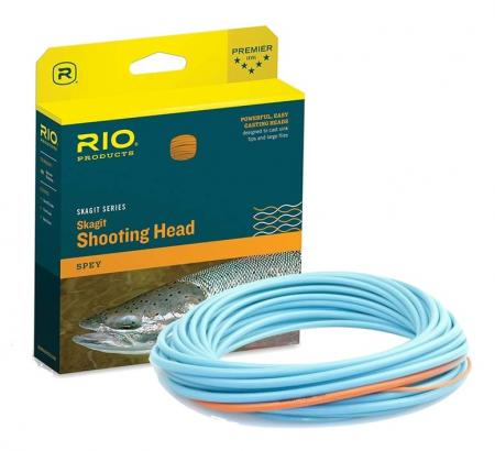 Rio Skagit Max Long Shooting Head 700 Grain