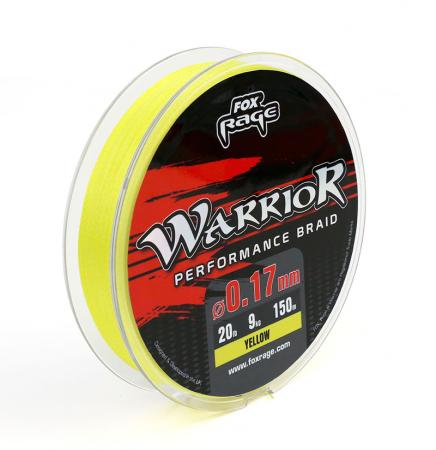 Fox Warrior Performance Braid 150m
