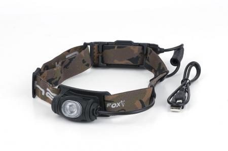 Fox Halo AL320c Headtorch