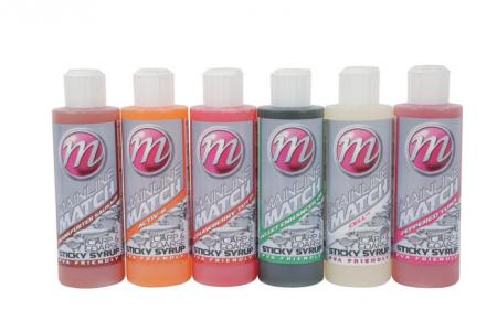 Mainline Match Carp Sticky Syrups