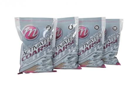 Mainline Activated Carp Coarse Pellets 1kg