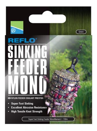 Preston Innovation Reflow Sinking Feeder Mono