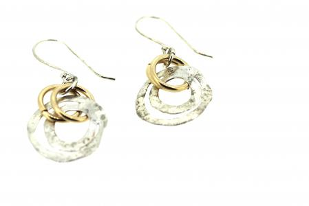 Yaron Morhaim Handmade Earrings (E5218)