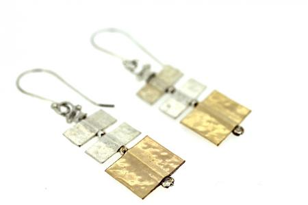 Yaron Morhaim Handmade Earrings (E4545)