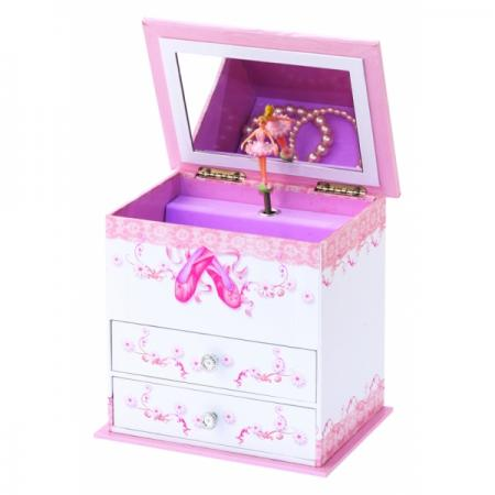 Abigail Ballet Shoes Musical Jewel Case (1311)