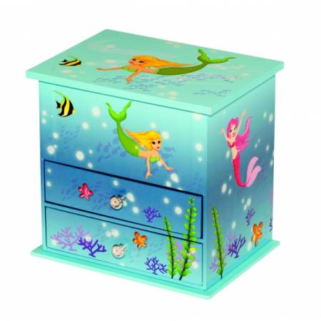 Alana Mermaid Jewel Case (1384)