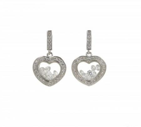 Venus Heart Earrings