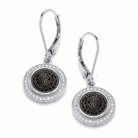 Moonlight Serenade Drop Earrings
