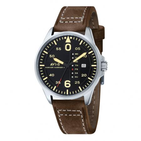 Hawker Harrier 2 Brown