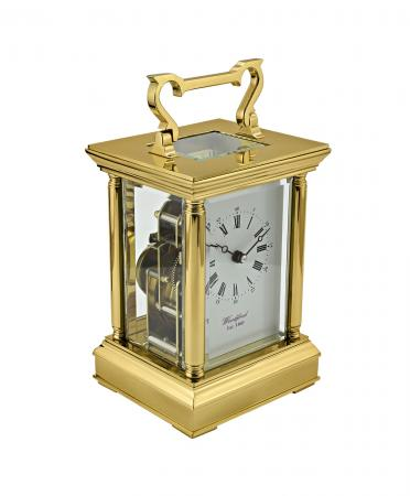 Brass Striking Carriage Clock (1455)