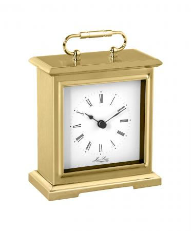 Gold Quartz Carriage Clock (1447)