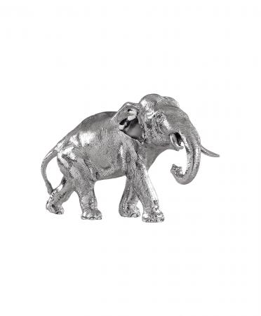 Sterling Silver Elephant Ornament (73)