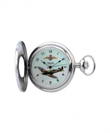 Supermarine Spitfire Mark V Pocket Watch